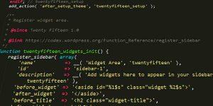 El archivo functions.php de WordPress
