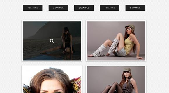 Efectos Hover en imágenes con CSS3