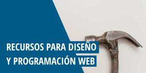 Recursos para diseño y programación web